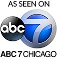 As Seen on ABC Chicago logo