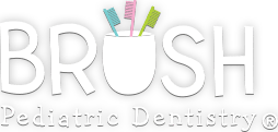 Brush Pediatric Dentistry logo
