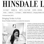 Hinsdale Living article